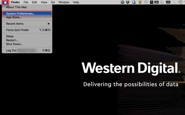 Starting macOS Time Machine Backups to My Passport and