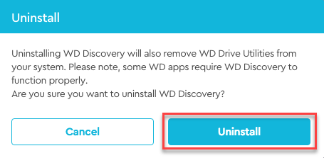 How to Uninstall and Remove WD Discovery on Windows and macOS