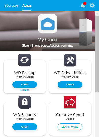 WD Discovery Online User Guide