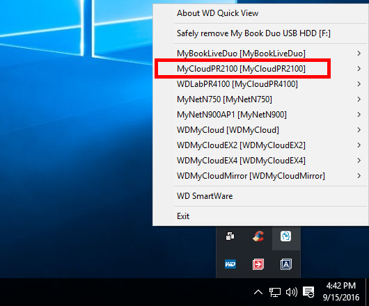 How to map a My Cloud or NAS device on Windows