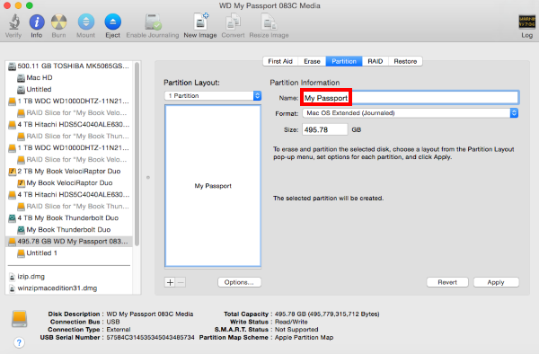 How to Partition and Format a WD Drive on Windows and macOS