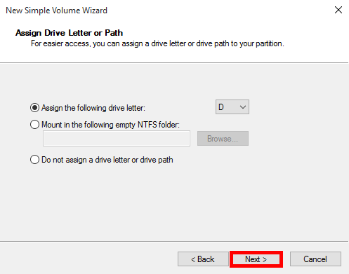 how to image win10 partition to another drive