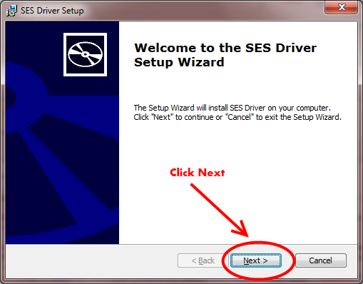 wd ses device usb device driver not installed
