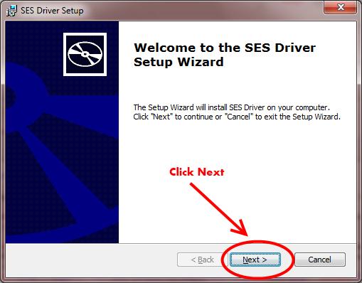 wd ses usb driver download