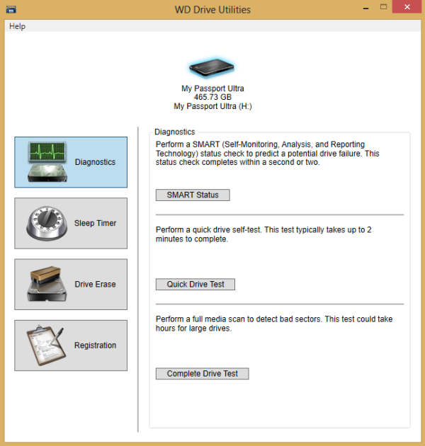 Wd drive utilities for windows free download and software.
