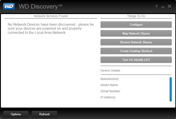 wd discovery software