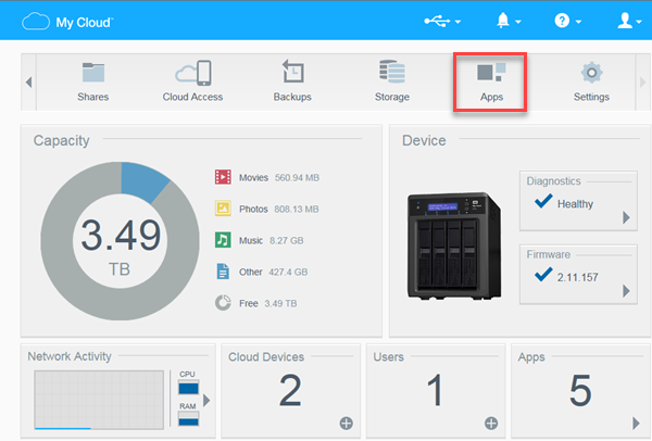 how to reinstall firmware for seagate personal cloud