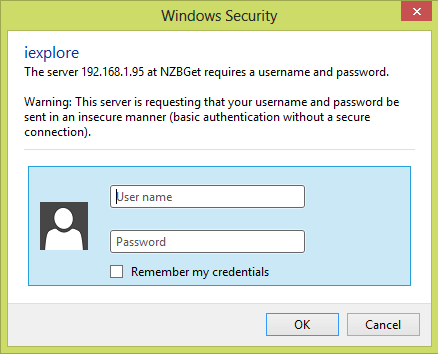 How to install the NZBGet App on a My Cloud with firmware 2 21 126