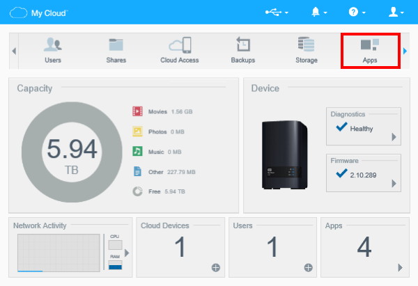 Western digital updates firmware for its my cloud nas series.