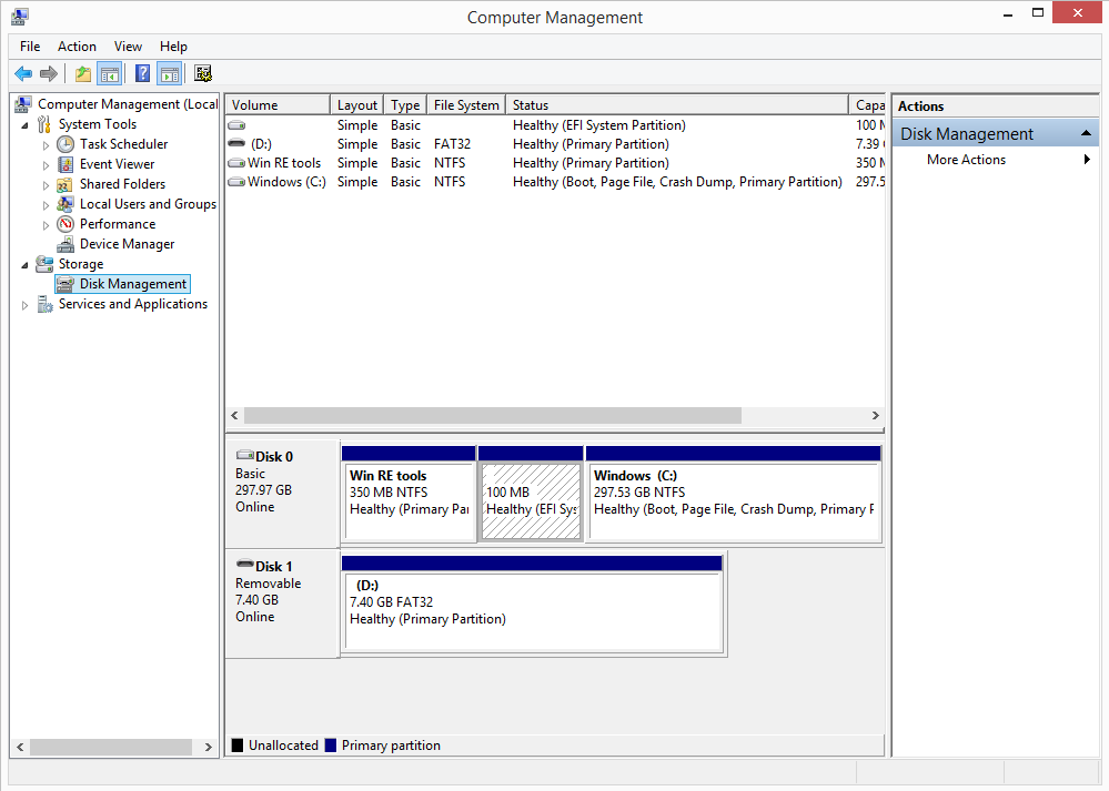 Everything you need to know about Disk Management in Windows