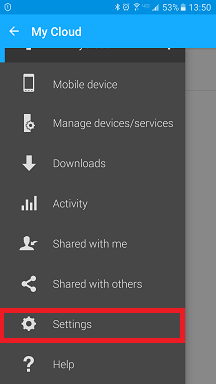 Using the My Cloud Mobile App's Auto Backup Feature on Android