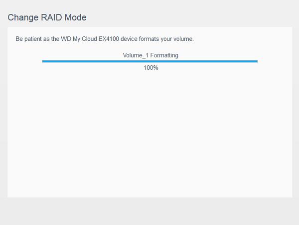 Verschlüsseln Eines Raid Volumens Auf Einem My Cloud Gerät Wd Support
