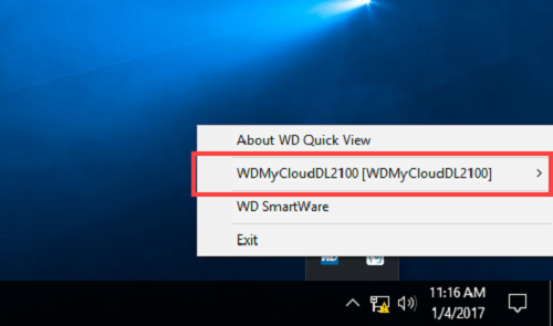 How to shut down a My Cloud Device