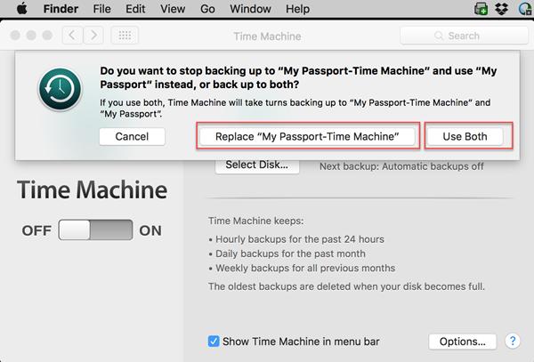backup time machine to external drive