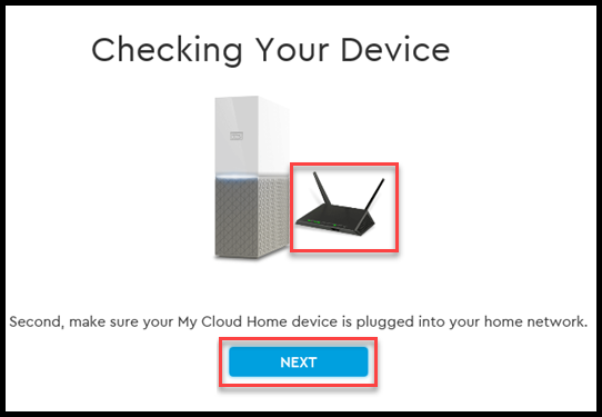 MyCloud com/hello Setup- My Cloud Home Cannot Be Found or Not