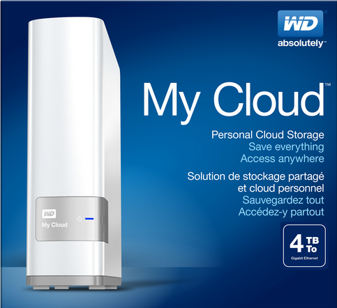 wd my cloud device activation code