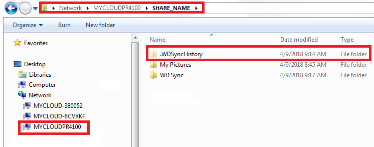 How To Delete WD Sync Changed and Deleted Content from a My