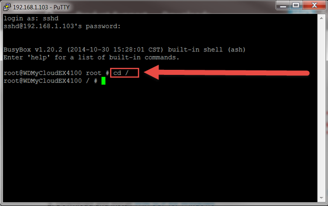 How to Collect My Cloud Anti-Virus Essentials Logs Using SSH