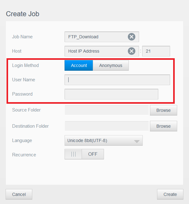 How to Configure FTP Downloads App on a My Cloud