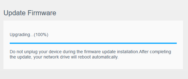 How to Download and Manually Update Firmware on a My Cloud