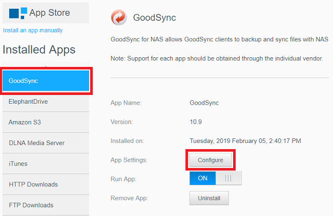How to Install and Use GoodSync with a My Cloud