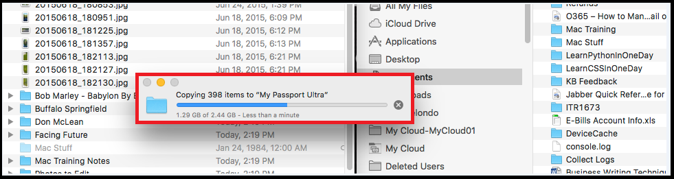 How to Read and Write NTFS Formatted My Passport Wireless Pro and