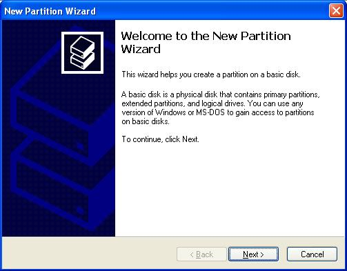 How to install, partition, format, or reformat a wd external hard.