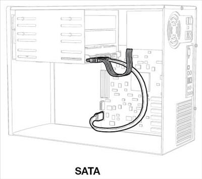 how to physically install set jumper settings and set up a serial Service Entrance Installation Diagram image