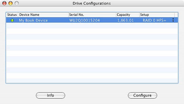 wd drive manager pc