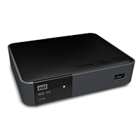 WD TV Live Streaming Media Player (Gen 3)