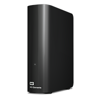 wd elements desktop wd support