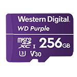 WD Purple Micro SD Card